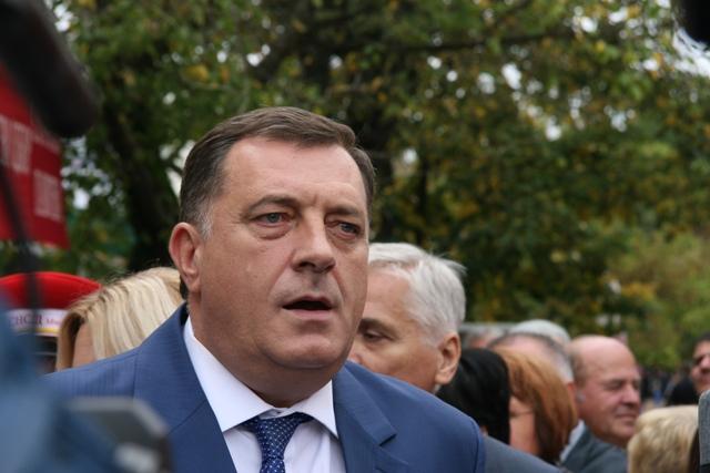 Dodik Srebrenica